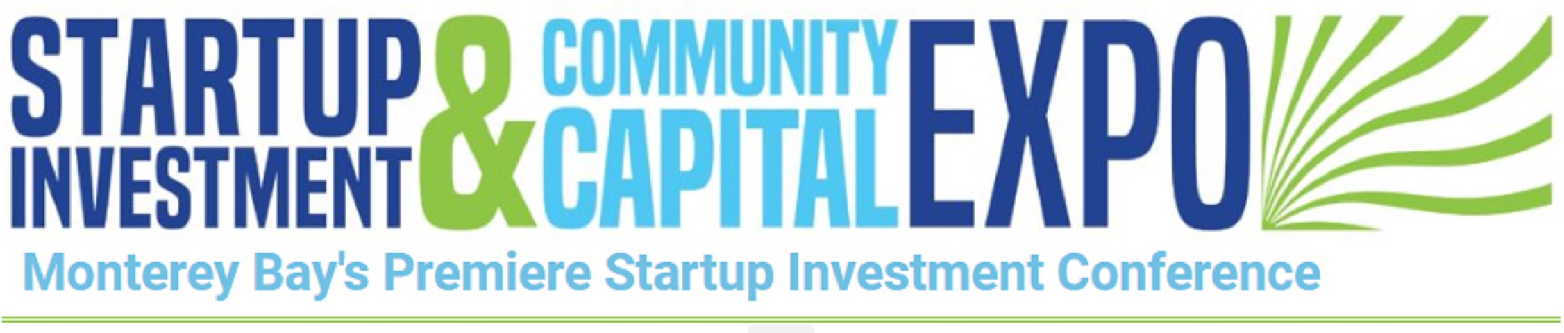 Startup Investment & Community Capital Expo