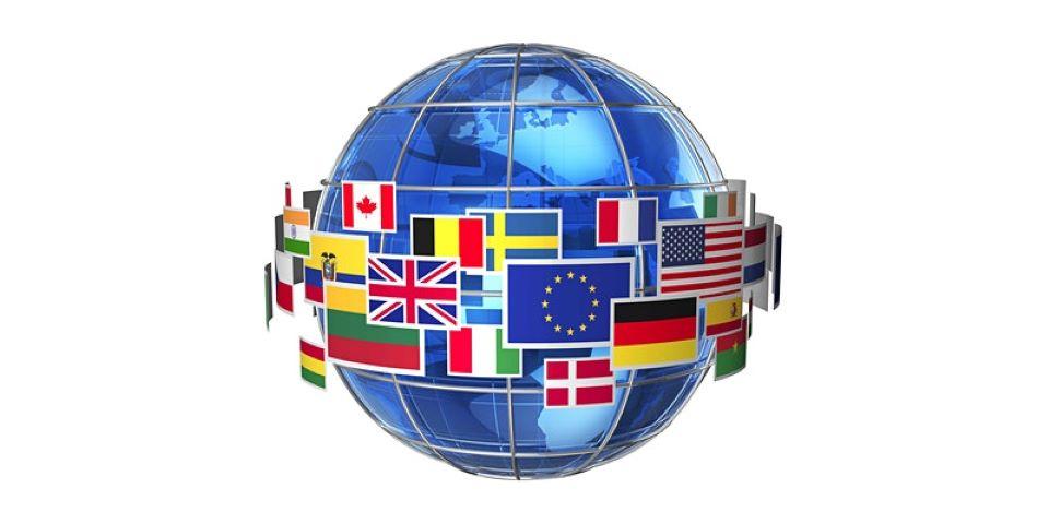 Office of International Trade global logo