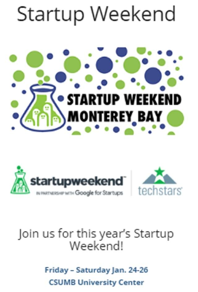 Techstars Startup Weekend Picture