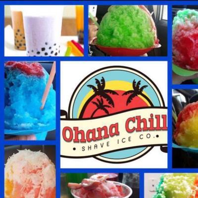 ohana chill shave ice